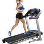 NordicTrack Treadmill Desk Platinum VS Horizon T101